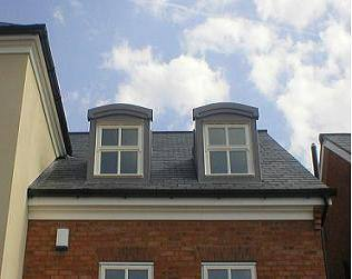 GRP Roof Dormer - Saves Time! - Resin Roofs - Roofing Supplies, Jobs