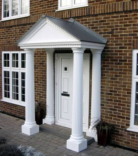 Portico Door Surround