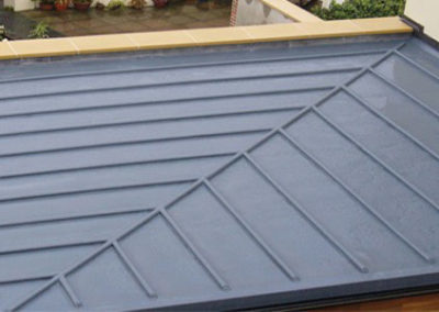Resin Roofs