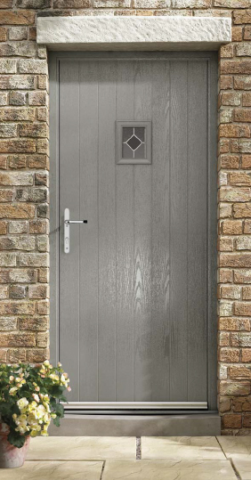 Do composite doors fade?
