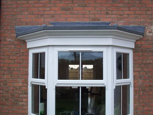 Resin Roofs Offers a New Bay Window Canopy in Hull